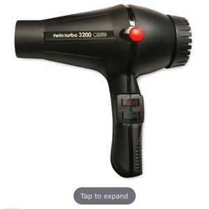 Twin turbo 3200 hair dryer